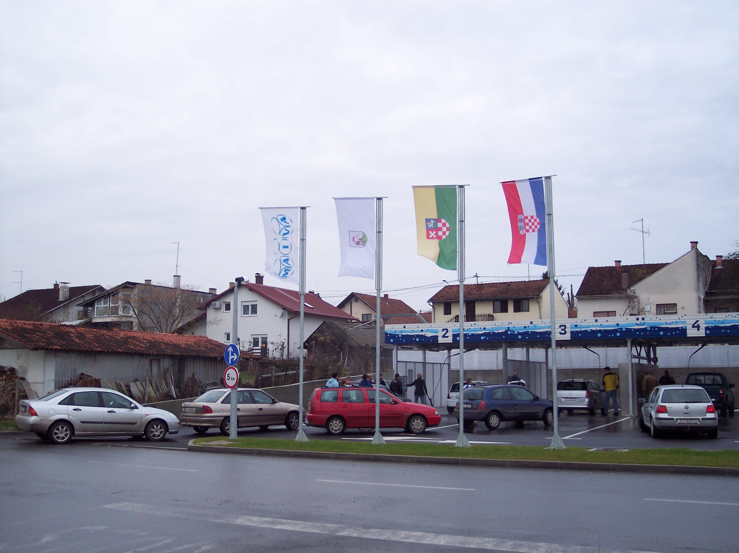 Autopraonica Bjelovar
