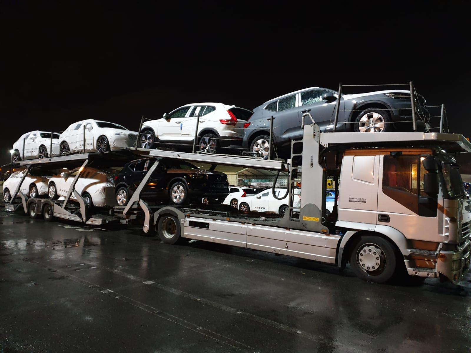 Međunarodni prijevoz vozila