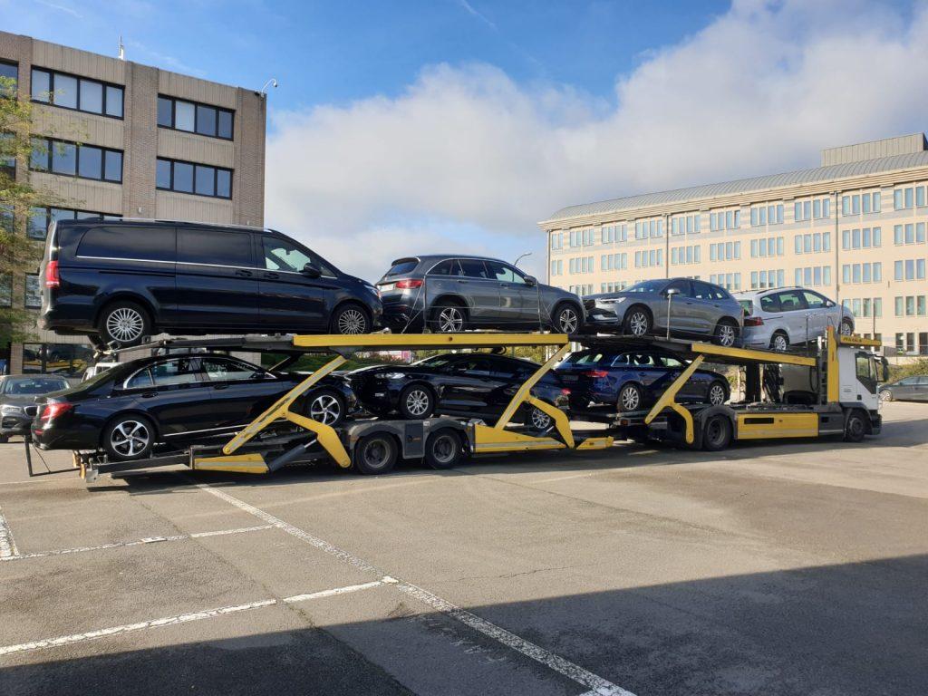 Prijevoz vozila